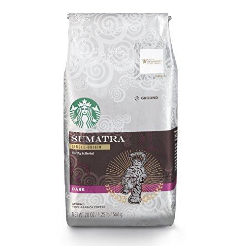 Starbucks Sumatra Dark Roast (Ground)