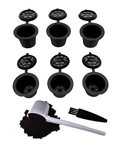 Alchemy Bar Goods – Reusable Nespresso Capsules (Original Line)