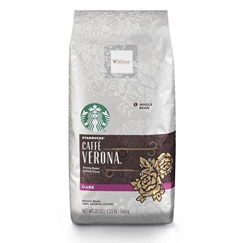 Starbucks Café Verona Whole Bean