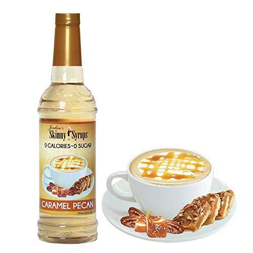 Jordan's Skinny Syrups Caramel Pecan