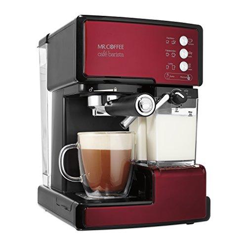 Mr. Coffee Café Barista Espresso and Cappuccino Maker (ECMP1106)
