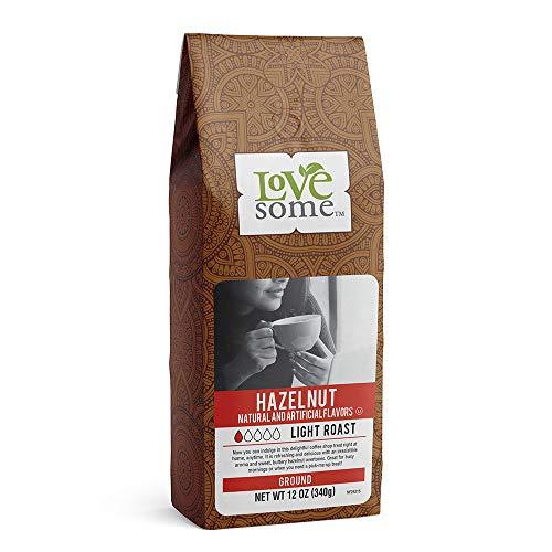 Lovesome Ground Coffee, Hazelnut