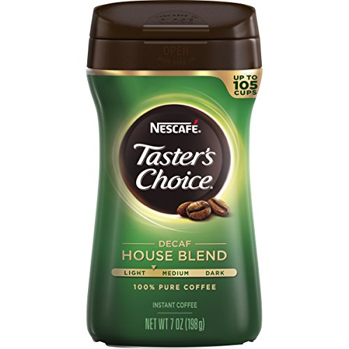 NesCafé Taster's Choice Decaf House Blend