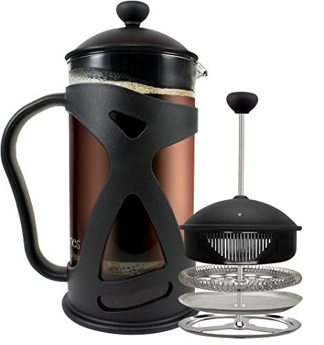 KONA 8-Cup French Press Coffee Maker
