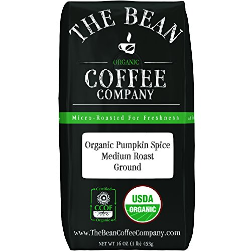 The Bean Coffee Company Organic Pumpkin Spice