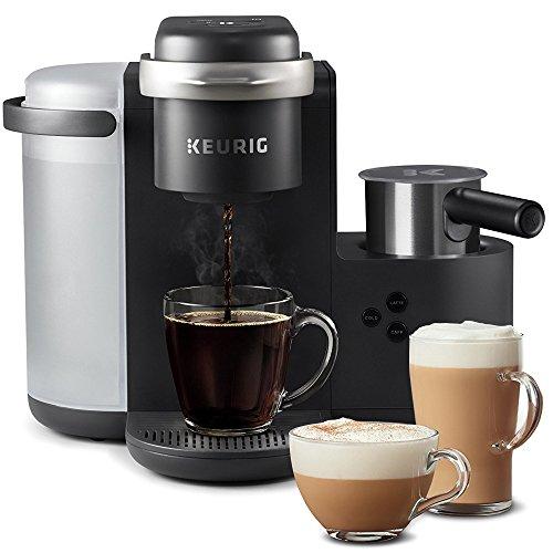Keurig K-Café Single-Serve K-Cup Coffee Maker, Latte Maker and Cappuccino Maker