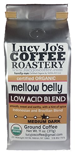 Lucy Jo's Organic Mellow Belly