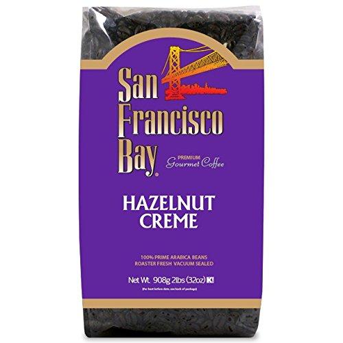 San Francisco Bay Coffee, Hazelnut Crème