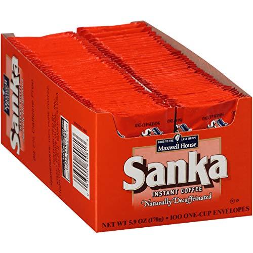 Sanka Instant Decaf Coffee