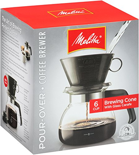 Melitta 6-Cup Pour Over Brewer