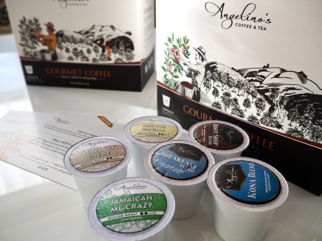 Angelino's K-cups