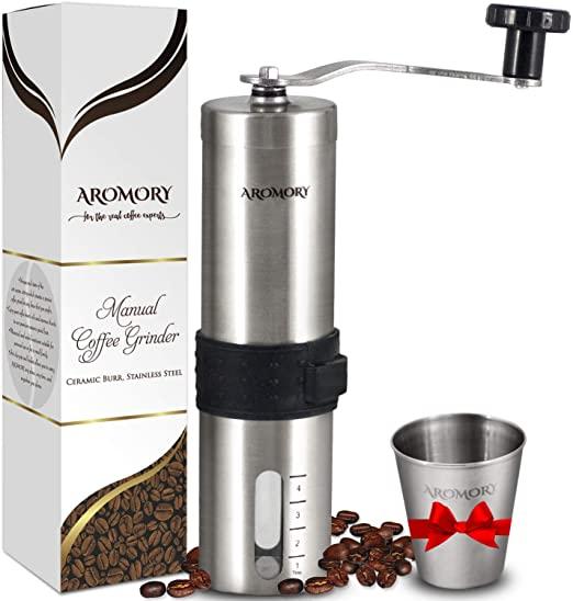Aromory Manual Coffee Grinder