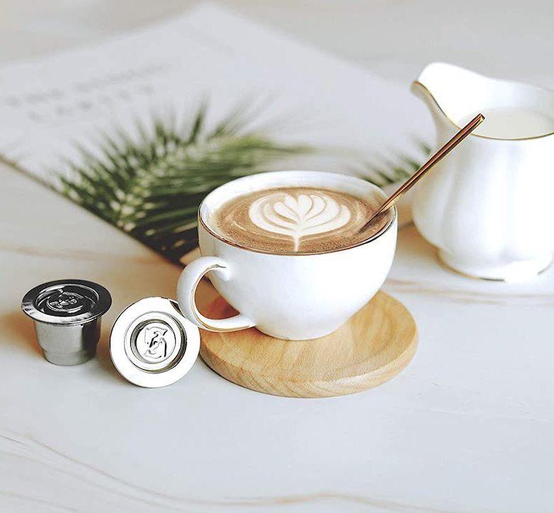 Best refillable Nespresso pods