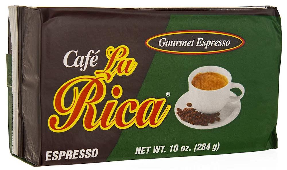 Cafe La Rica espresso powder