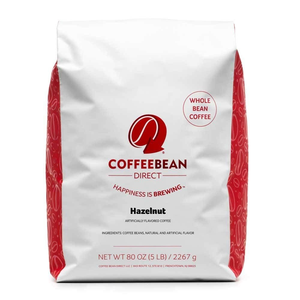 Coffee Bean Direct hazelnut