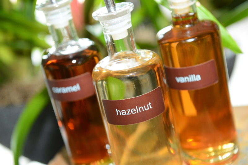 Some of the best Coffee syrups