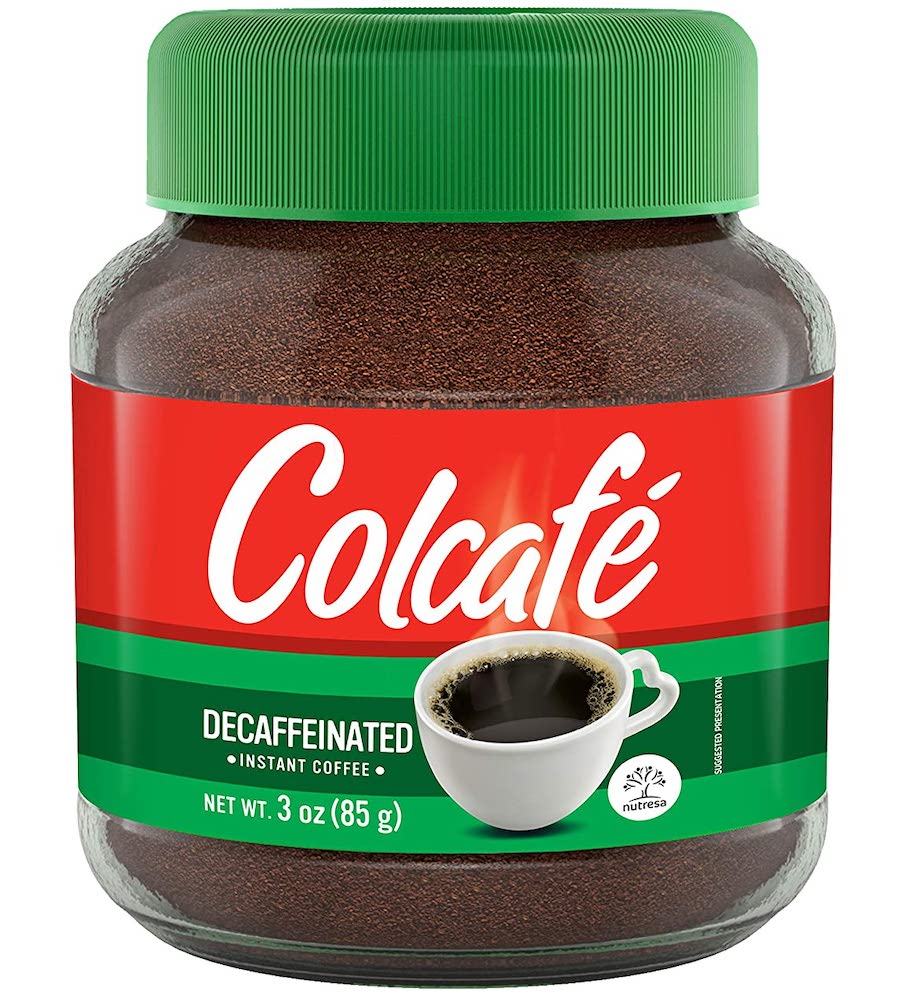 Colcafe decaf coffee