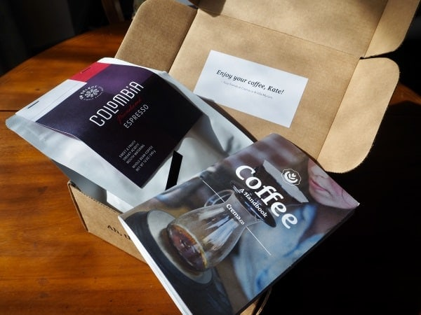 Cafe Crema subscription