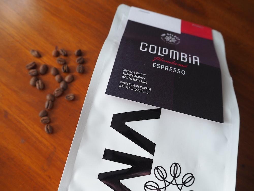 Crema coffee subscription Colombia espresso