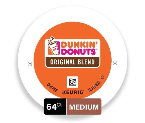 Dunkin Donuts original blend k cups