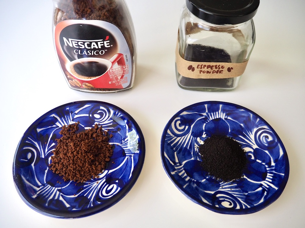 Espresso powder vs Instant coffee