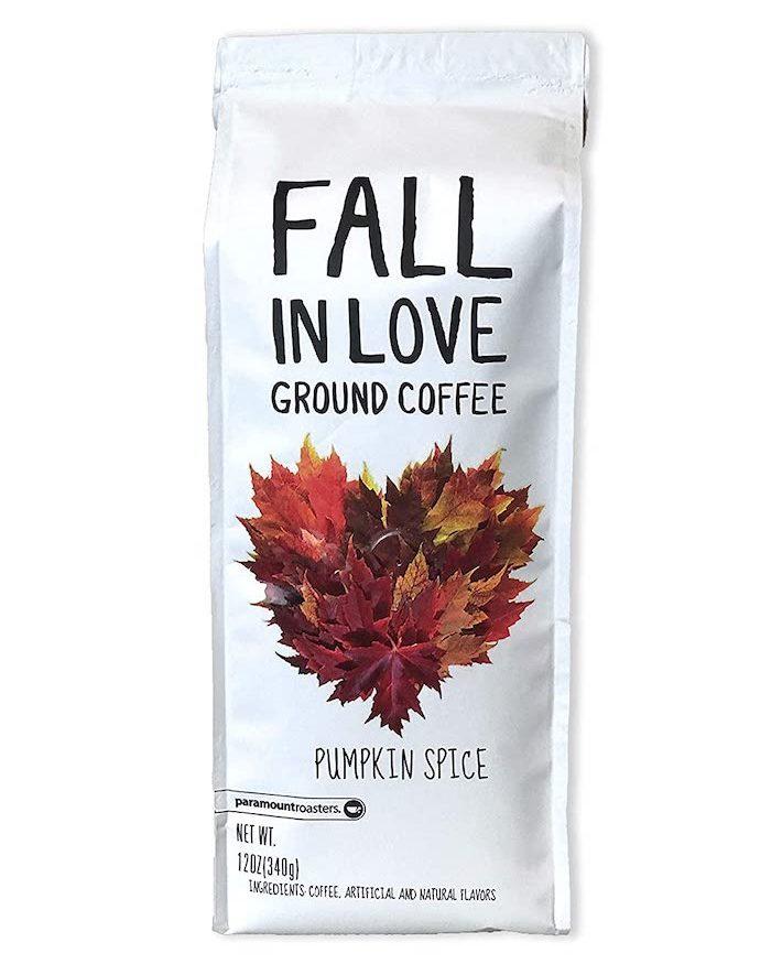 Fall in Love Pumpkin Spice