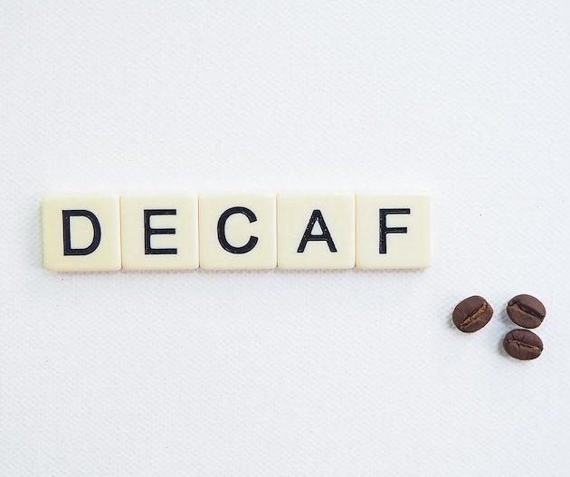 How is coffee decaffeinated?