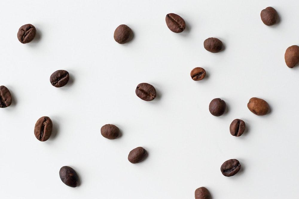 How much caffeine in a coffee bean?