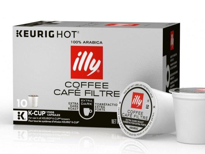 Illy Extra Dark K-Cups