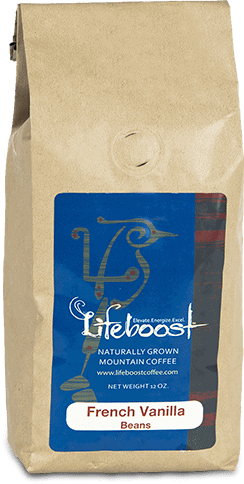 Lifeboost French Vanilla Coffee