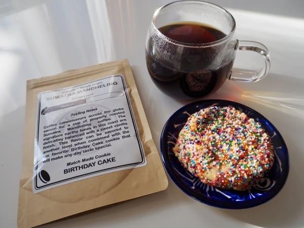 Match Made Coffee Donut
