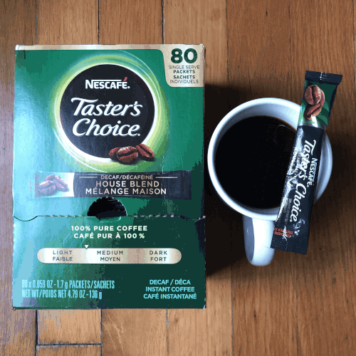 NesCafé Tasters Choice House Blend