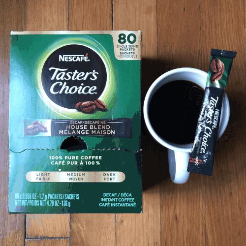 NesCafé Tasters Choice House Blend