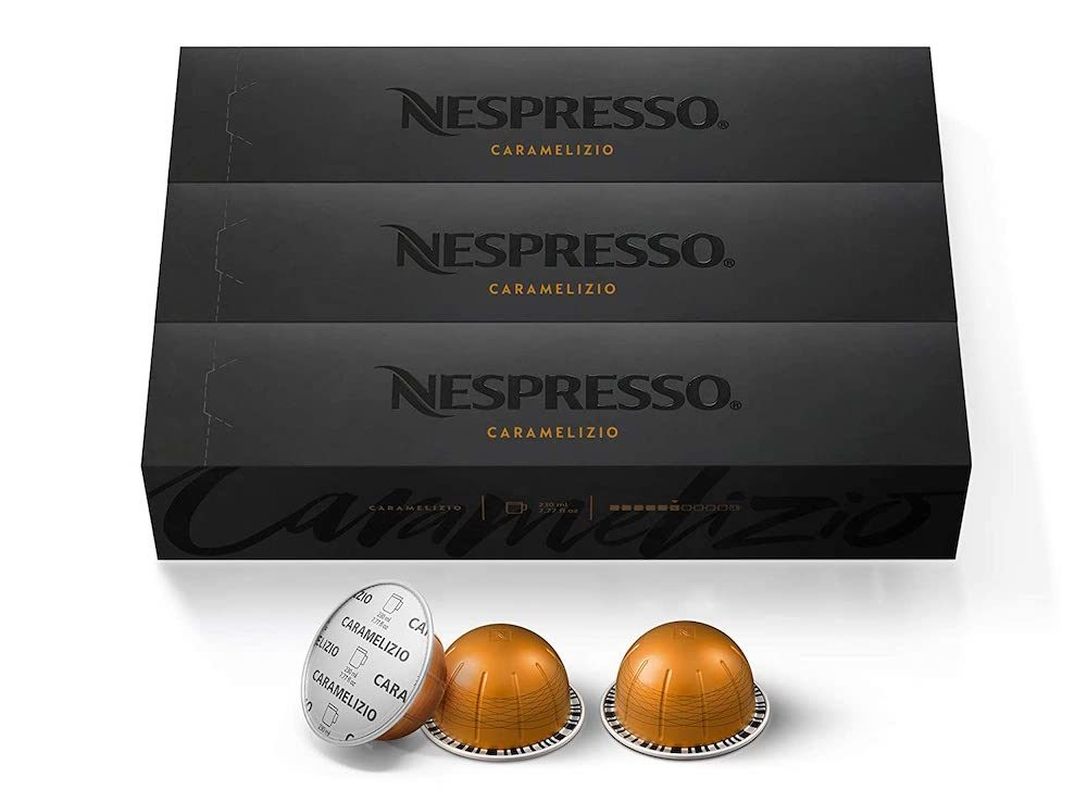 Nespresso Caramelizio