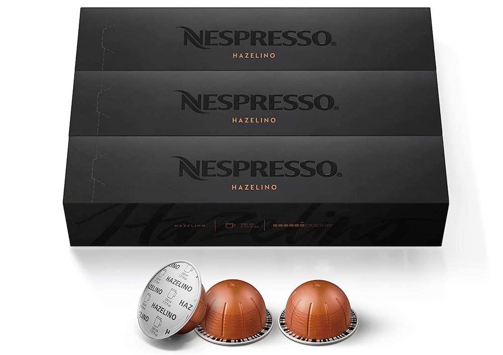 Nespresso Hazelino