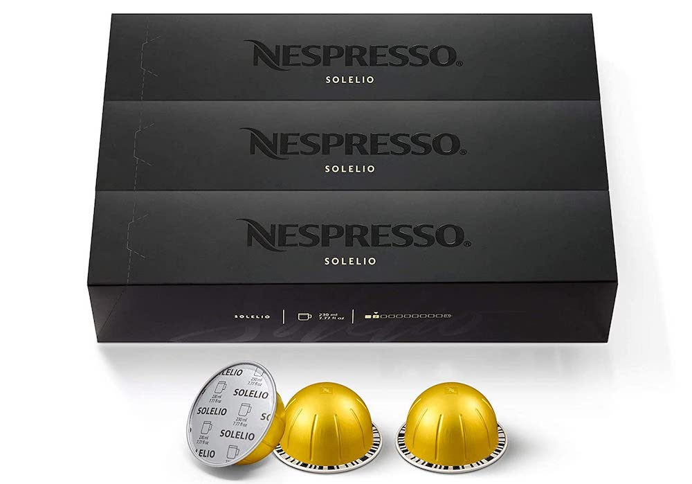 Nespresso Solelio