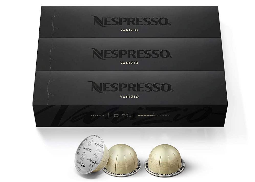 Nespresso Vanizio