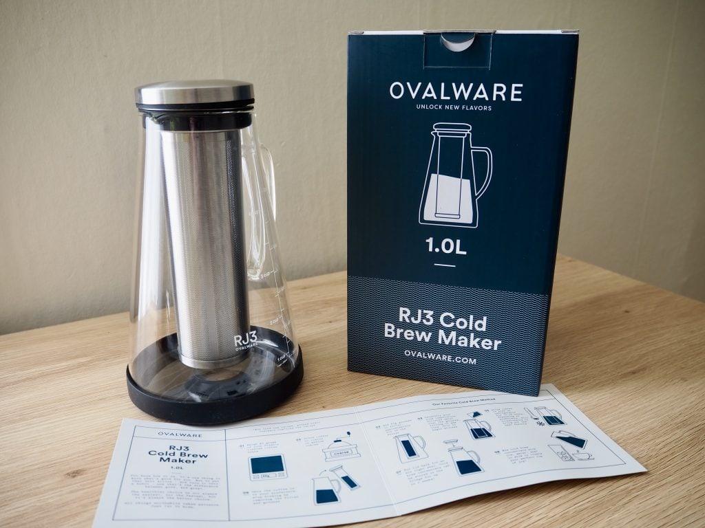 Ovalware RJ3 Cold Brew