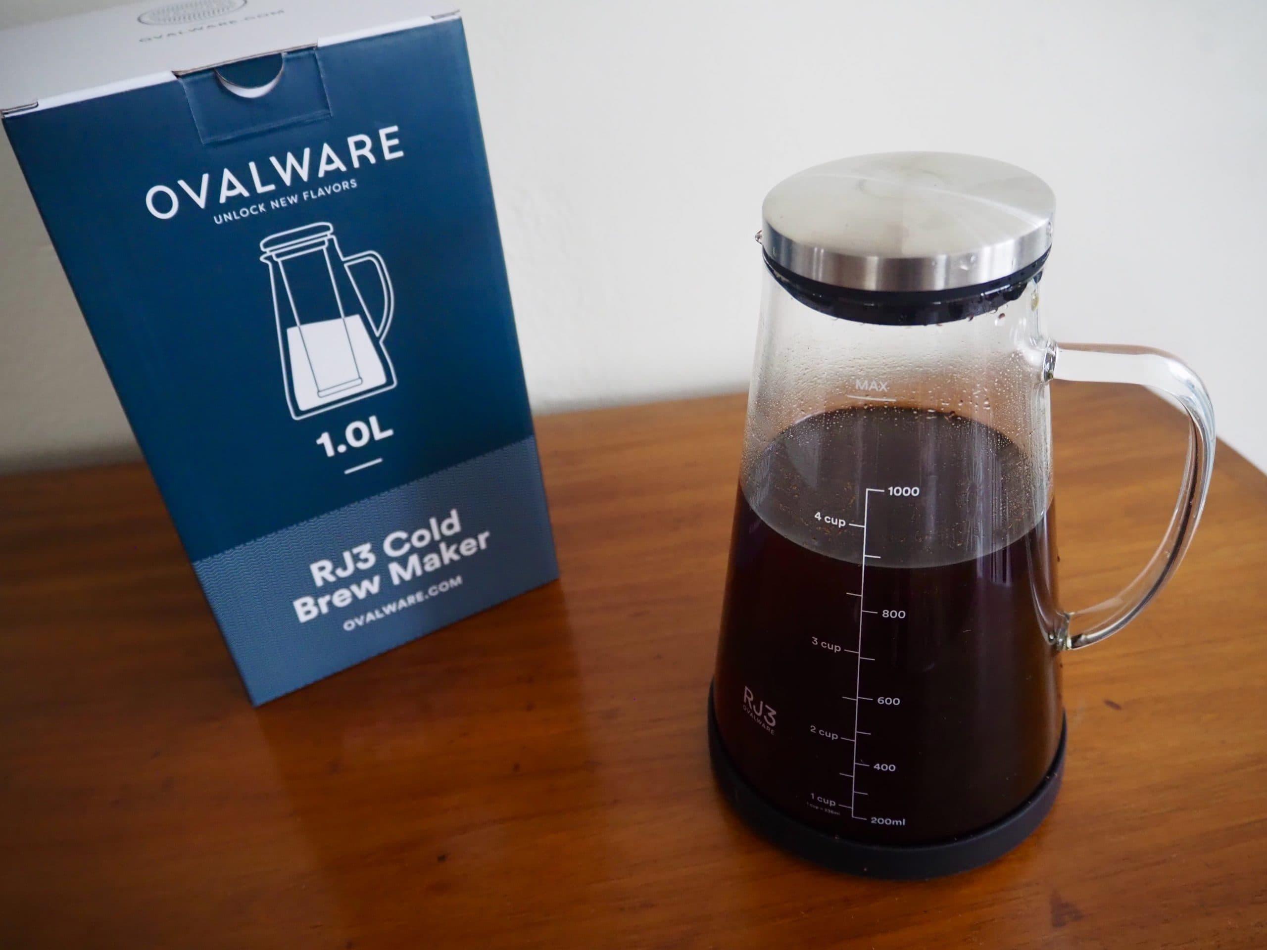 RJ3 cold brew