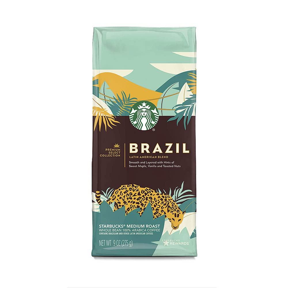 Starbucks Brazil Blend