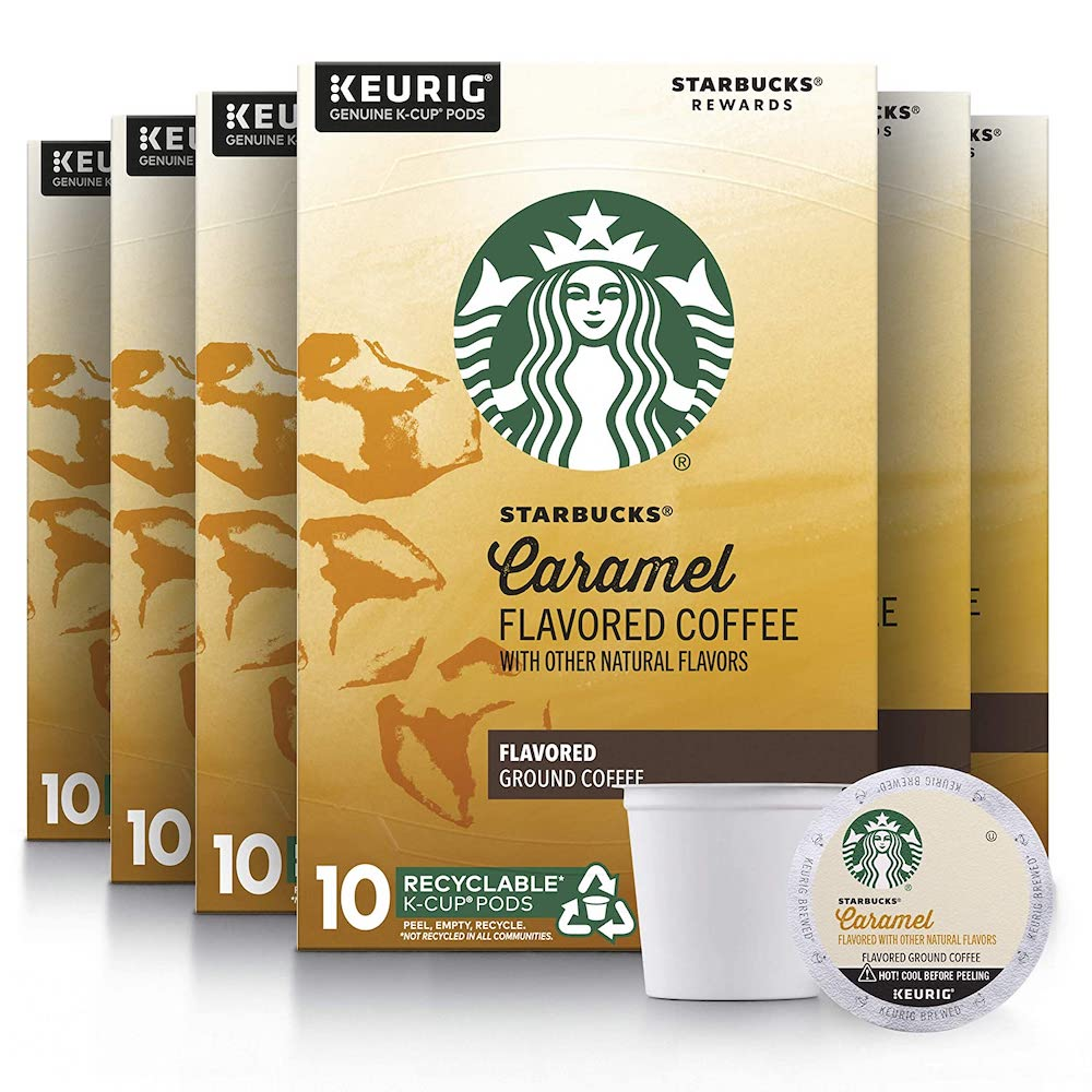 Starbucks Caramel K-Cups