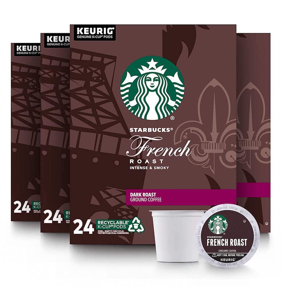 Starbucks French roast K-Cups