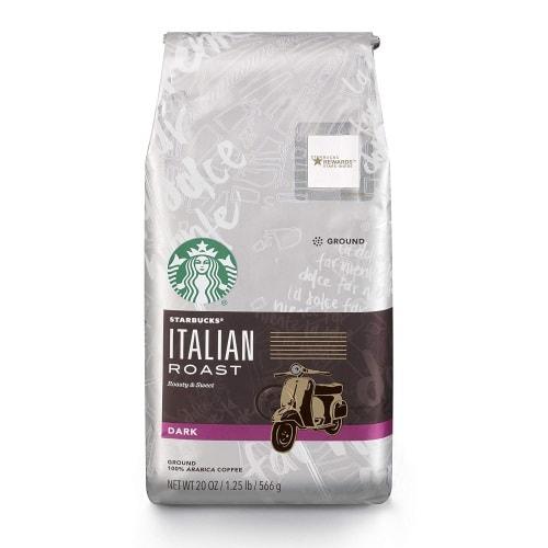 Starbucks Italian Roast Whole Bean Coffee