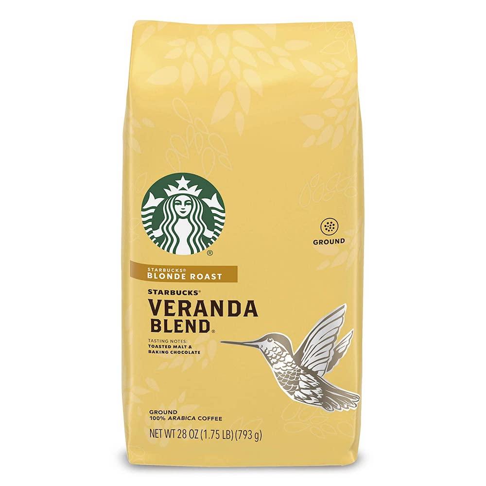 Starbucks Veranda Blend
