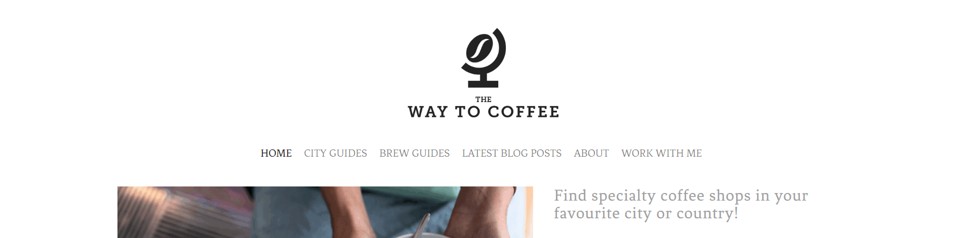 The Way to Coffee