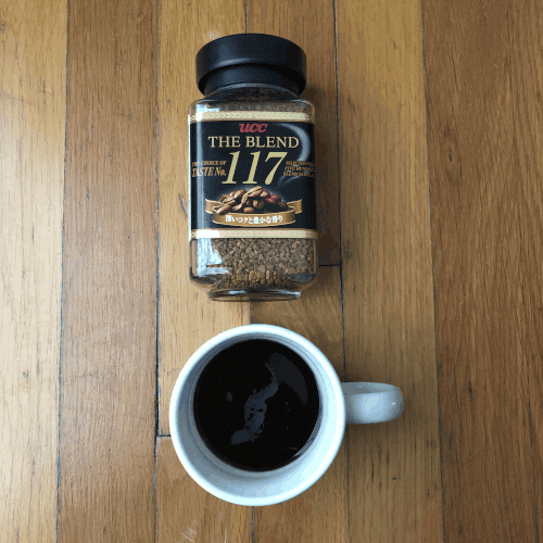 UCC The Blend 117 Instant-Coffee