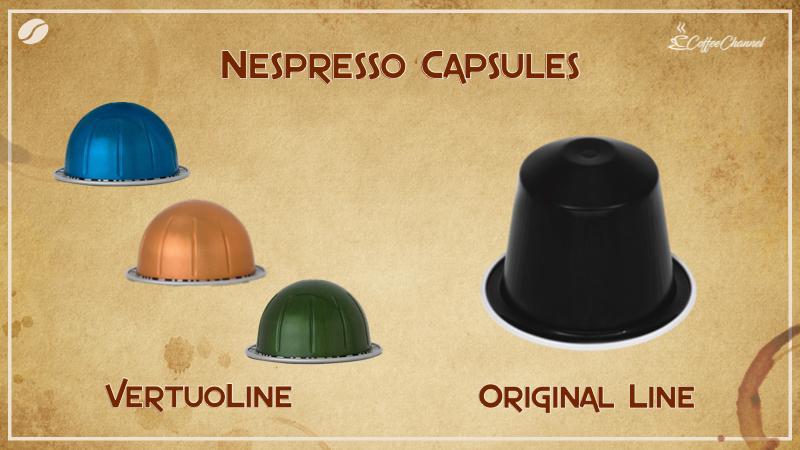 VertuoLine or Original Capsules
