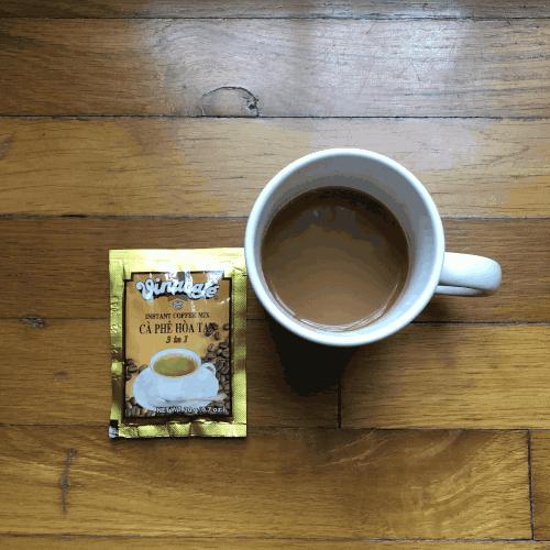 VinaCafe 3-in-1 - Best Vietnamese Instant Coffee