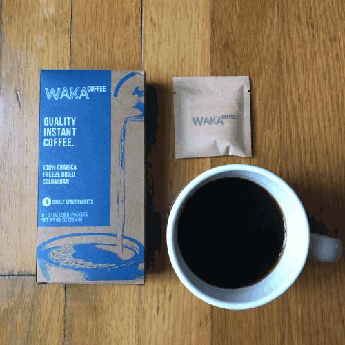 WAKA Instant Coffee