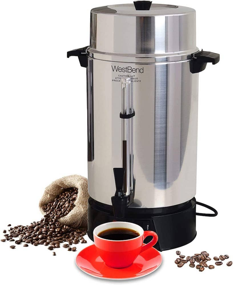 West Bend 33600 Coffee Urn
